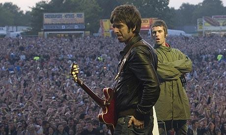 """""""Que le jodan a Oasis y a Noel Gallagher"""""""