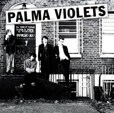 """Escucha """"180"""", el álbum debut de Palma Violets."""