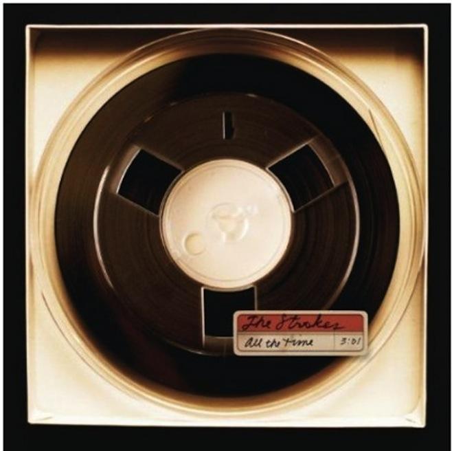"""""""All The Time"""", nuevo single de The Strokes"""