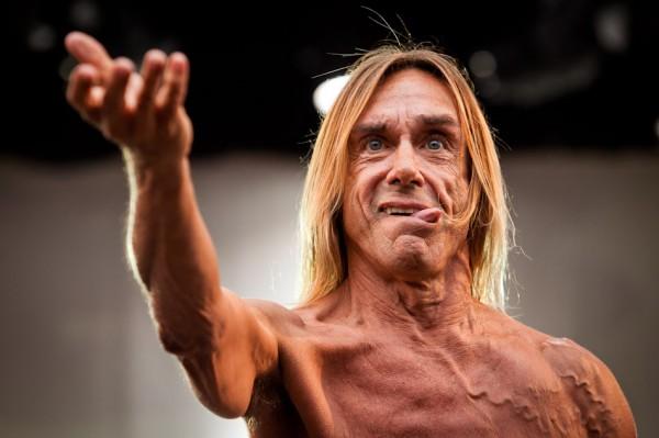 Iggy and The Stooges anuncian nuevo álbum.