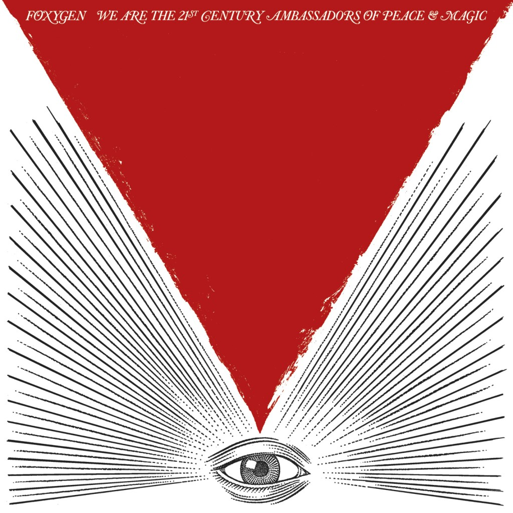 "Crítica: ""We Are The 21st Century Ambassadors Of Peace & Magic"" de Foxygen."