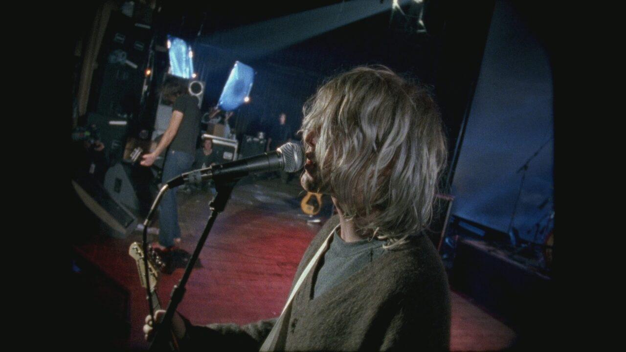 Mítico concierto de Nirvana en el Paramount.