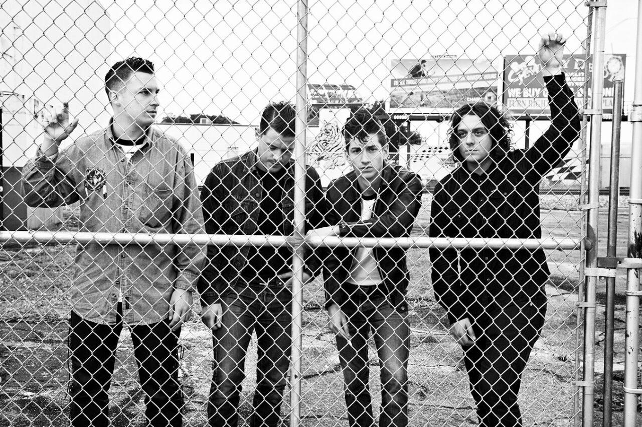 Arctic Monkeys planean sacar nuevo álbum en 2013