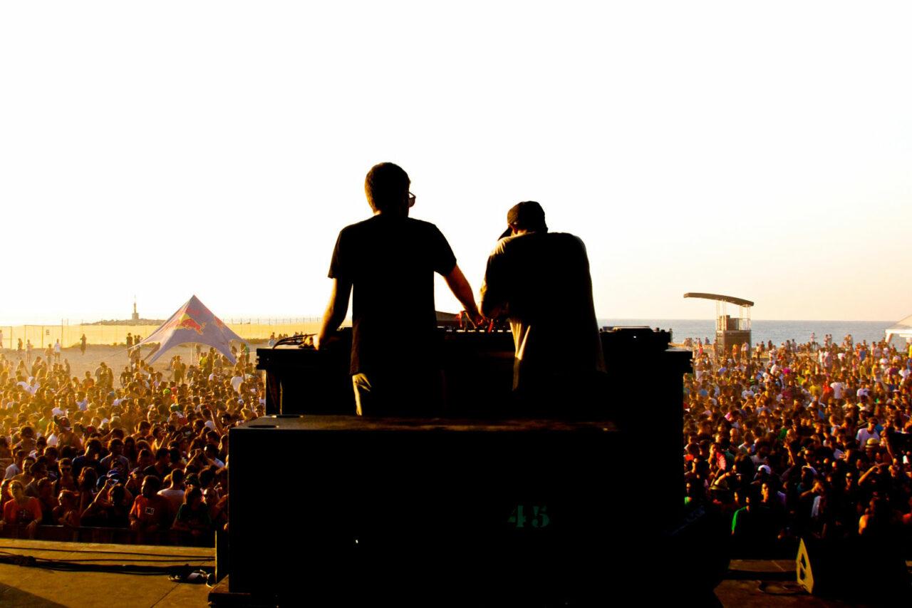 Top 10 Festivales Españoles con más Asistentes de 2012.