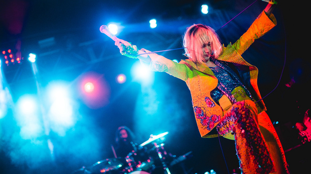 Mira el concierto completo de Yeah Yeah Yeahs en el SXSW.