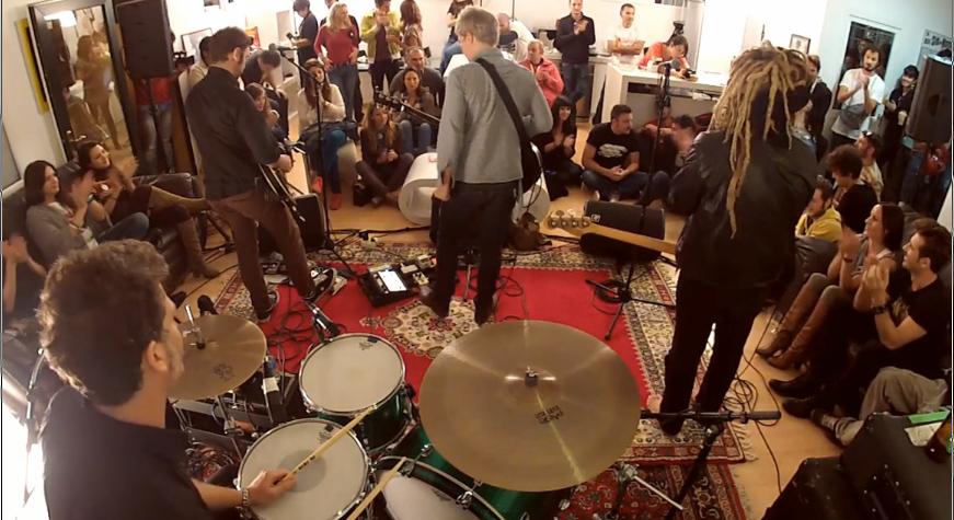 VÍDEO: Nada Surf en concierto en el salón de tu casa.
