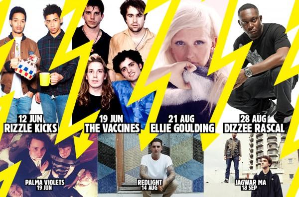 Beady Eye, Biffy Clyro confirmados y fechas del Ibiza y Mallorca Rocks.