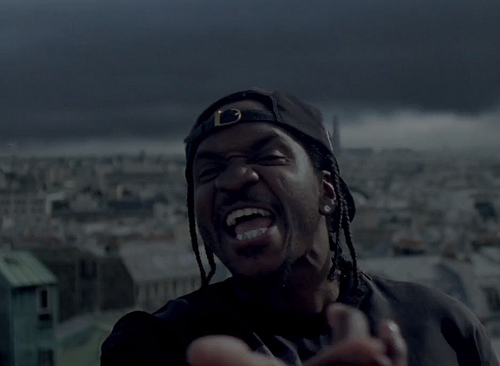 "VÍDEO: ""Number On The Boards"", Pusha T"
