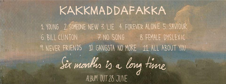 """Escucha y descarga """"No Song"""", nueva canción de Kakkmaddafakka"""
