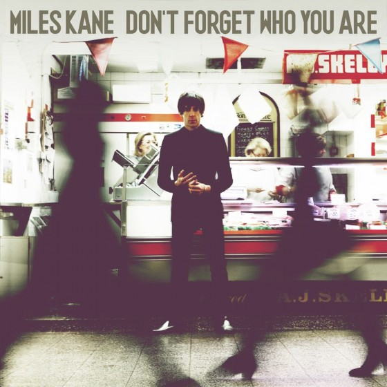 "En streaming ""Don't Forget Who You Are"", nuevo álbum de Miles Kane"