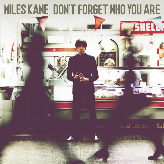 "En streaming ""Don't Forget Who You Are"", nuevo álbum de Miles Kane"