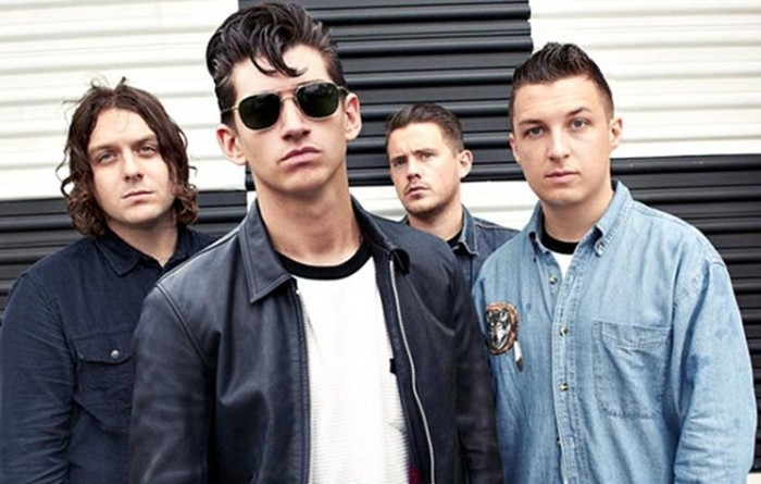 arctic monkeys top