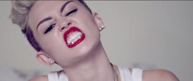 Comentarios sobre Miley Cyrus y su último vídeo