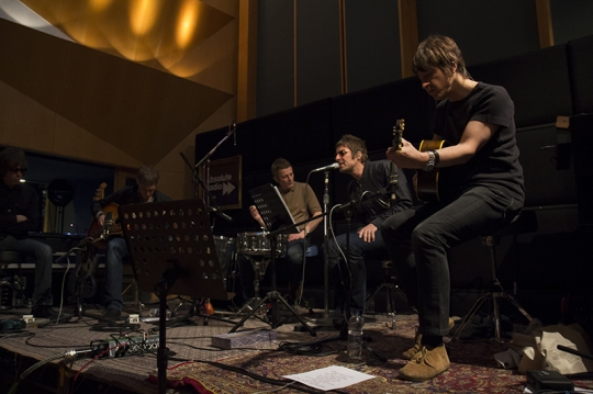 Directo de Beady Eye en Abbey Road