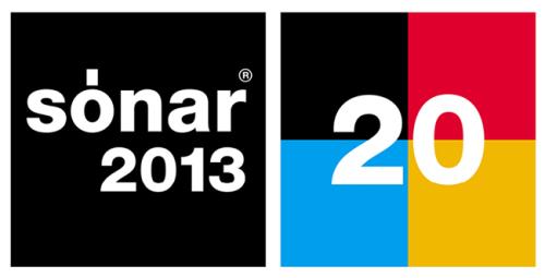 Sónar 2013: Horarios y cartel