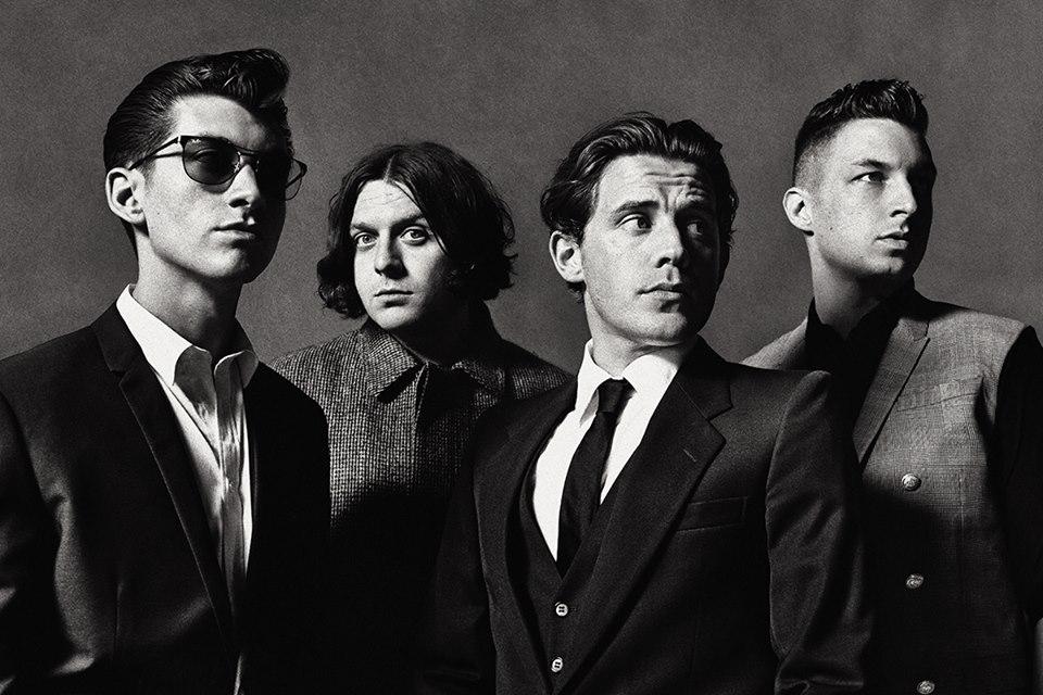 Arctic Monkeys anuncian nuevo álbum para septiembre