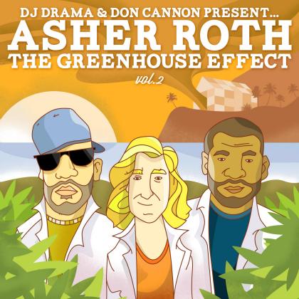 Escucha y descarga la nueva mixtape de Asher Roth
