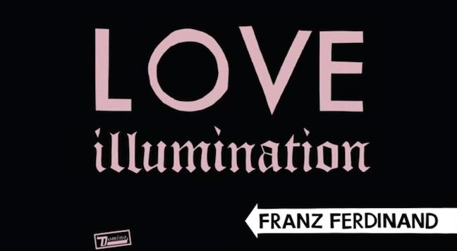2 nuevos singles de Franz Ferdinand