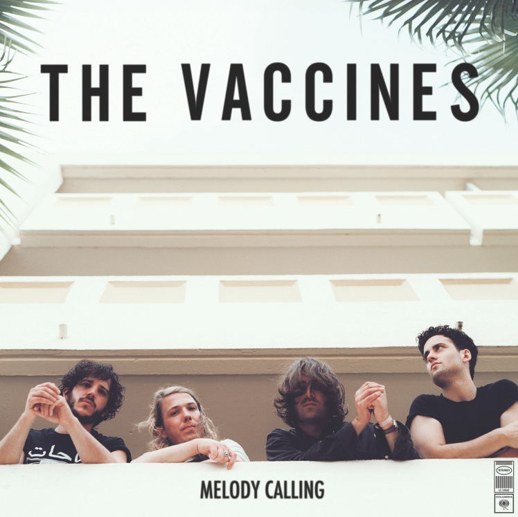 """Everybody's Gonna Let You Down"", nueva canción de The Vaccines"
