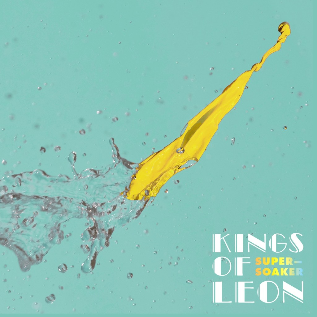 "Kings Of Leon estrenan nuevo single, ""Supersoaker"""