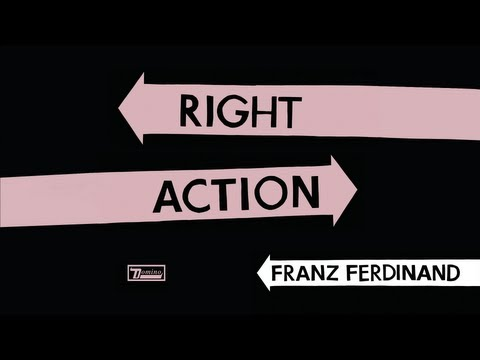 """Right Action"", nuevo vídeo de Franz Ferdinand"
