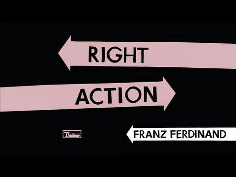 """""""Right Action"""", nuevo vídeo de Franz Ferdinand"""