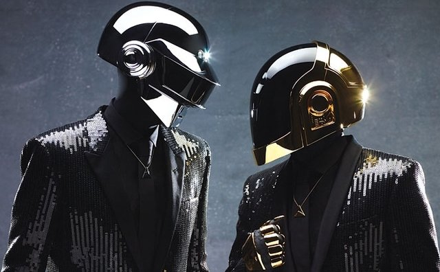 La playlist de Daft Punk