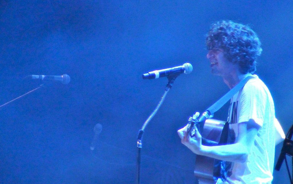 the kooks arenal sound