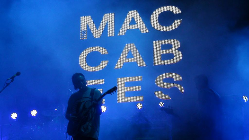 maccabees arenal sound