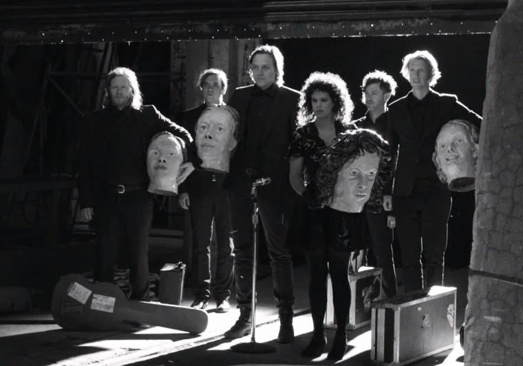 """""""Reflektor"""", nuevo vídeo de Arcade Fire"""