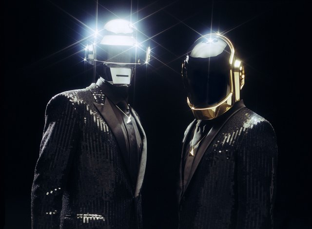 Daft Punk comparten una nueva playlist