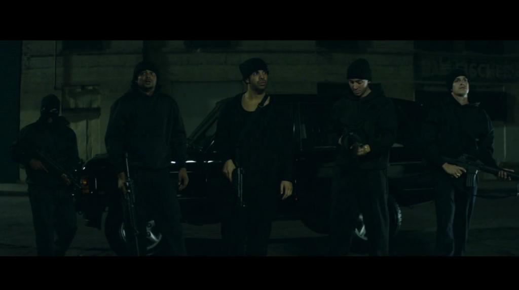 El nuevo vídeo de Drake es mejor que Miami Vice o el GTA