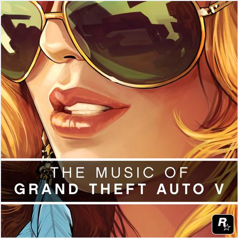 La banda sonora del GTA V es acojonante