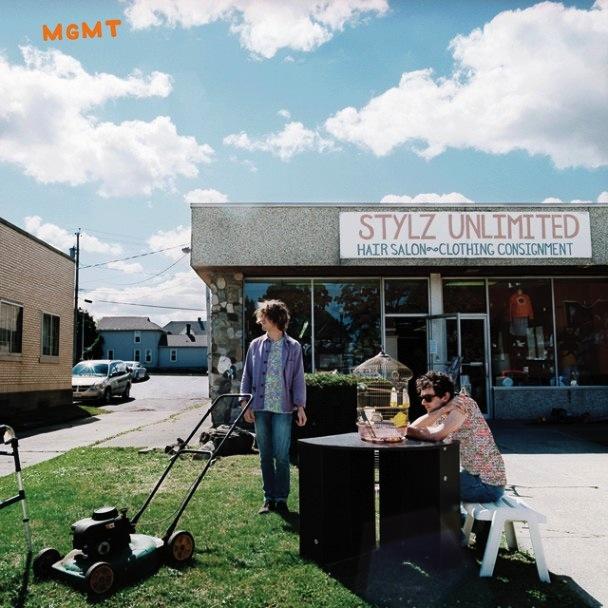 """Escucha y comentario """"MGMT"""", 3º álbum de MGMT"""