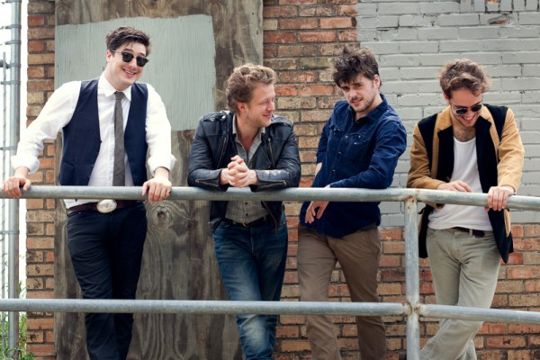 Mumford and Sons se toman un descanso
