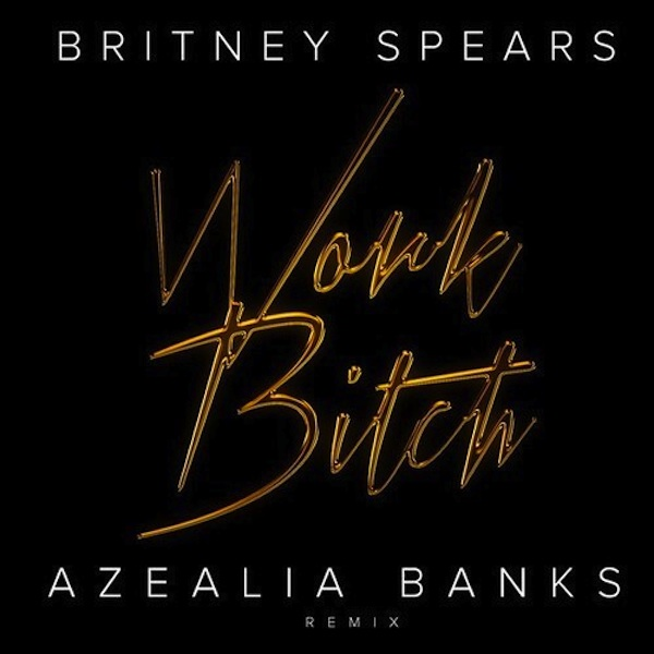 "Azealia Banks remezcla ""Work Bitch"" de Britney Spears"