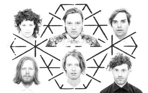 arcade fire afterlife video