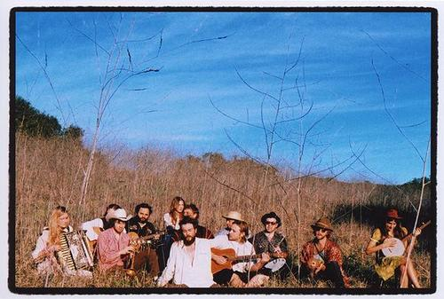 edward sharpe magnetic zeros country calling