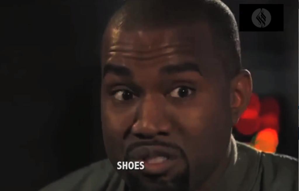 El remix más currado de la entrevista a Kanye West
