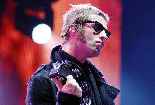 Liam Gallagher reinó en el homenaje a Jon Brookes