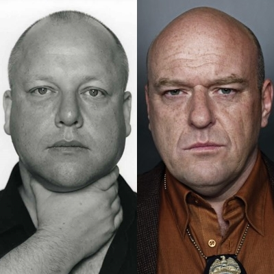 ¿Son Frank Black y Hank Schrader la misma persona?