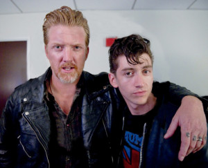 queens of the stone age arctic alex josh