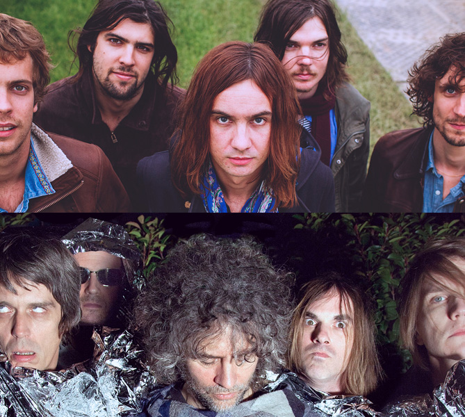 """Elephant"" (Tame Impala) al estilo de The Flaming Lips"