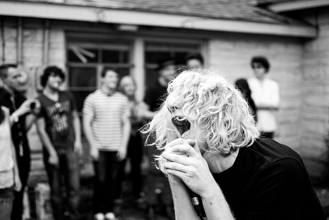 "The Orwells se desmelenan con ""I Wanna Be Your Dog"" de The Stooges"