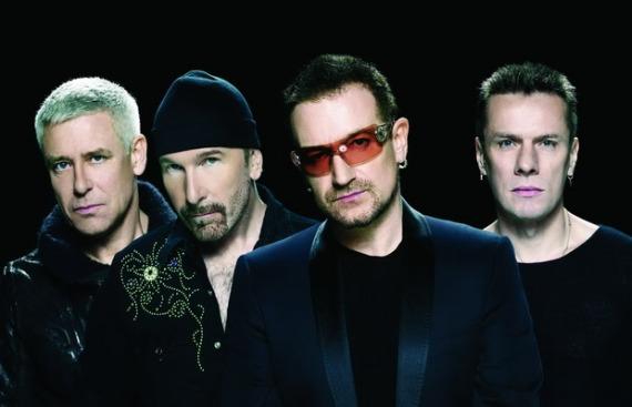 """U2 estrenan canción para el tráiler de """"Mandela"""""""
