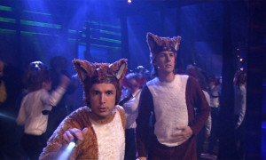 ylvis the fox live
