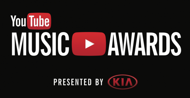 Youtube Music Awards: Actuaciones y ganadores