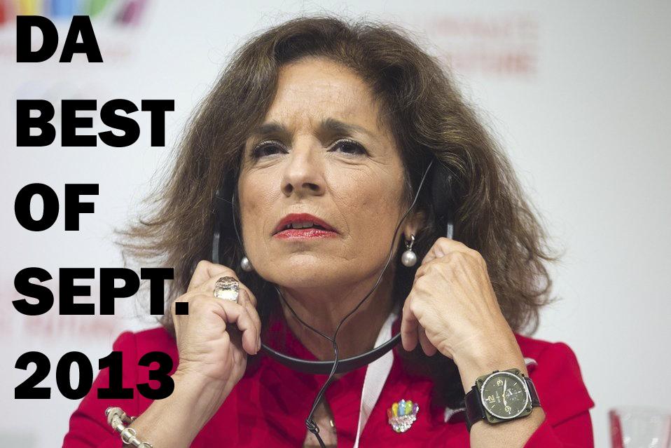 Playlist: Lo mejor de septiembre y octubre 2013