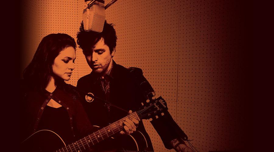 Billie Joe Armstrong y Norah Jones estrenan su primer tema juntos