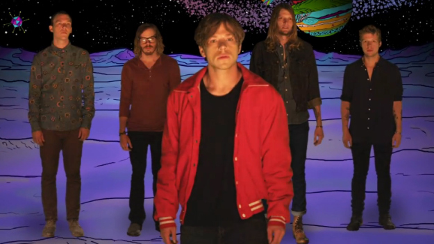 Cage The Elephant presentan un épico vídeo animado